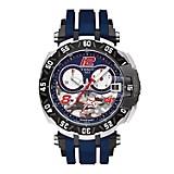 Reloj Hombre Resina Azul/Blanco