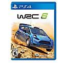 World Rally Championship 6 para PS4