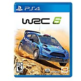 World Rally Championship 6 para PS4