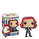 Pop Marvel Capitán América 3 - Black Widow
