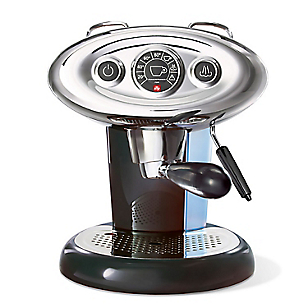 Cafetera Espresso X7.1  Negro