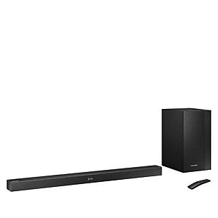 Soundbar M360 4 Parlantes Subwoofer Bluetooth