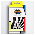 Smart Sticker Zebra