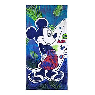 Bolso + Toalla Mickey