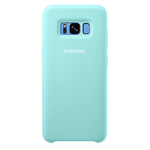 Silicone Cover Galaxy S8 Azul
