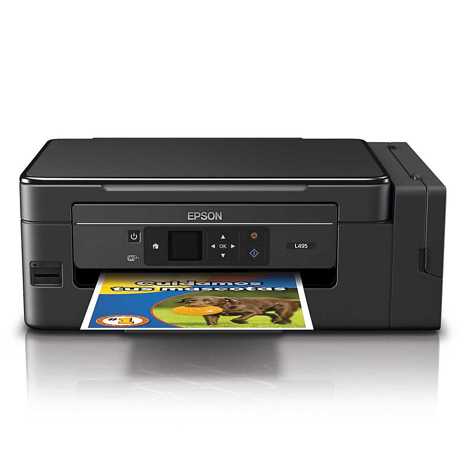 821c3a03eece7 Netbuy® Impresora Epson L495