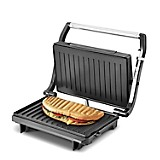 Mini Grill Toast Co Gris