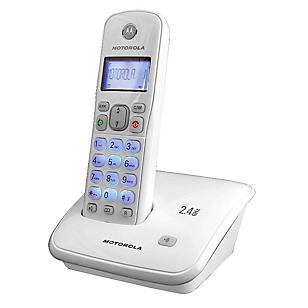 Teléfono AURI3520W 2.4GHZ Blanco
