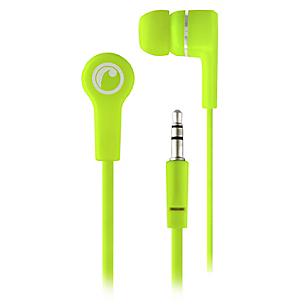 Audífono Estéreo Verde