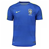 Camiseta Brasil Flash Pre-Match