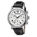 Reloj Hombre Cuero Negro - Urban Classic