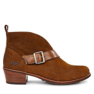 Botines Mujer W Wright Belted