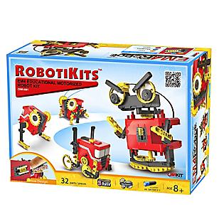 Robot Educacional Motorizado EM4