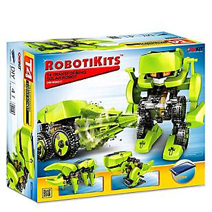 Robot Solar Transformable T4