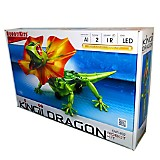 Robot Infrarrojo Dragon Kingii