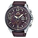 Reloj Hombre Cuero Marrón