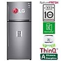 Refrigerador LT41SGP 410 Lt Inox