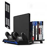 Accesorio PS4 Multi Vertical Stand Negro