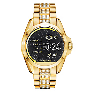 Reloj Mujer Acero Dorado
