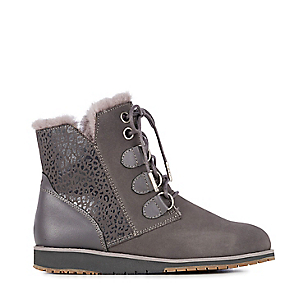 Botas Mujer Sussex Lo Charcoal