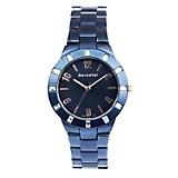 Reloj Mujer Acero Azul