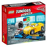 Set Juniors - Simulador de Carrera Cruz Ramirez