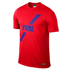 Camiseta Deportiva Academy GPX Poly Top I Rojo