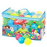 Pack de 100 Pelotas Multicolores