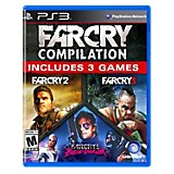 Videojuego PS3 Far Cry Compilation
