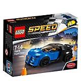 Set Speed Champions: Bugatti Chiron