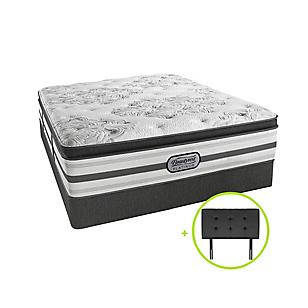 Cama Americana Platinum Plush Pillow Top Queen
