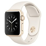 Apple Watch Sport 38 mm Aluminio Blanco
