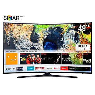 Televisor Smart 4k UHD UN49MU6303GXPE 49