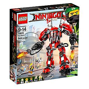 Set Ninjago: Robot del Fuego