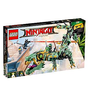 Set Ninjago: Dragón Mecánico del Ninja Verde