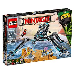 Set Ninjago: Guerrero Acuático
