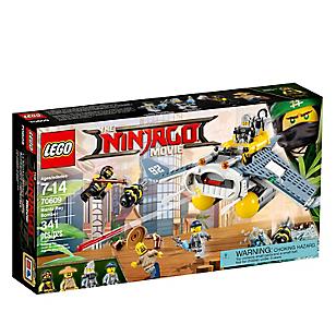 Set Ninjago: Bombardero-Mantarraya
