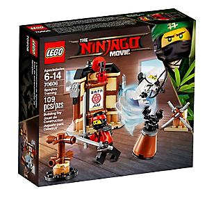 Set Ninjago: Área de Entrenamiento de Spinjitzu