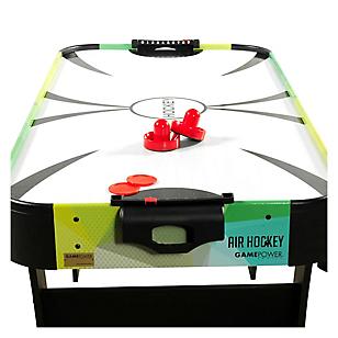 Mini Air Hockey Plegable