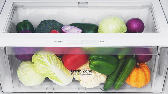 Cajón de vegetales