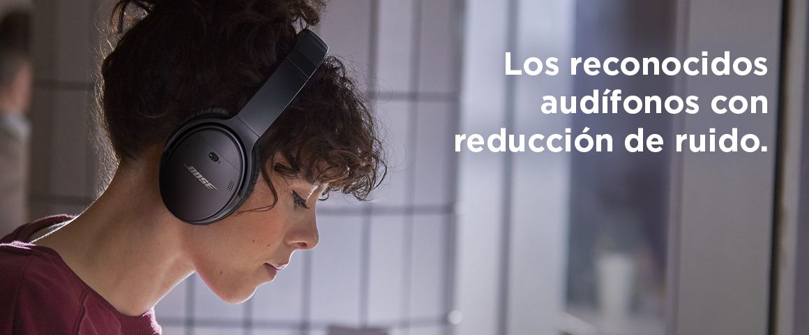 audífonos cancelación de ruido