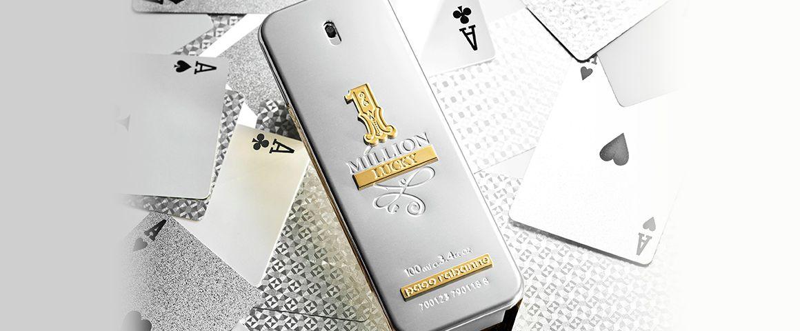 Paco Rabanne, 1 Million Lucky, 1 Million, Hombre, Men, Perfume, Fragancia, Colonia, Masculino
