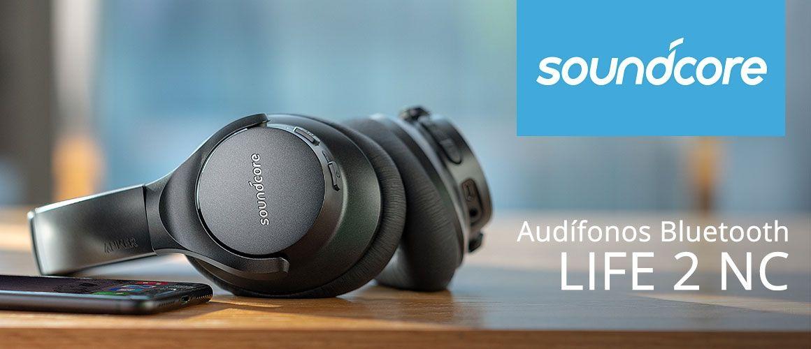 Life 2 NC - Audífonos Bluetooth