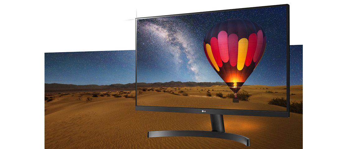 LG Monitor de 27'' Full HD IPS MK600M