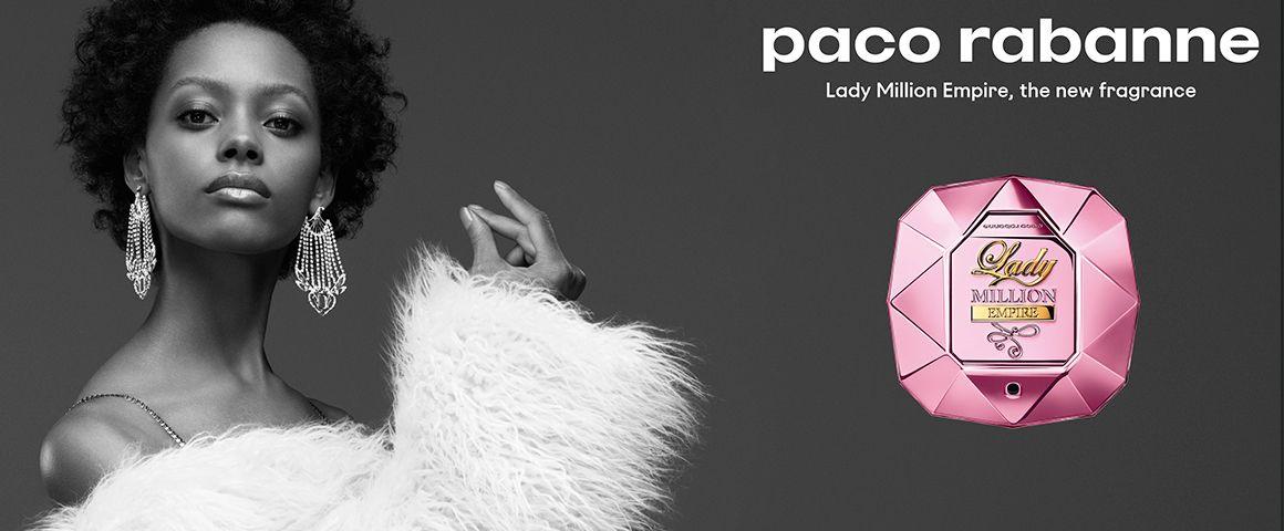 Paco Rabanne, Lady Million, Lady Million Empire, Mujer, Woman, Perfume, Fragancia, Colonia, Femenino