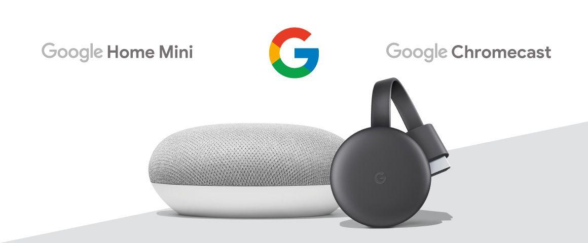 Chromecast Home Mini