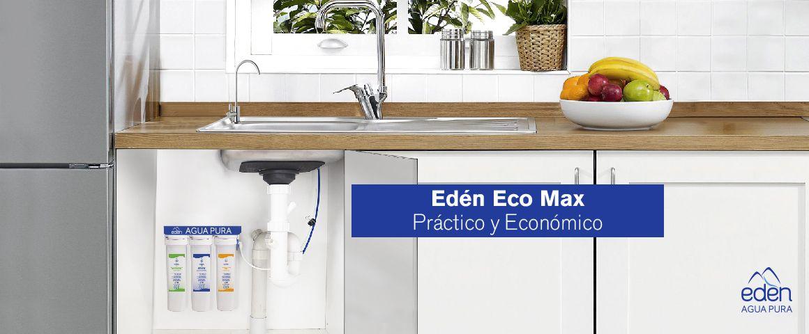 Edén Eco Max purificador de agua