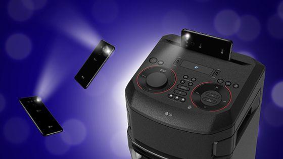 Minicomponentes Bluetooth