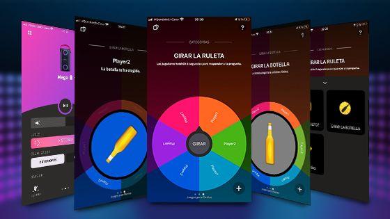 Diviértete con la App de Soundcore