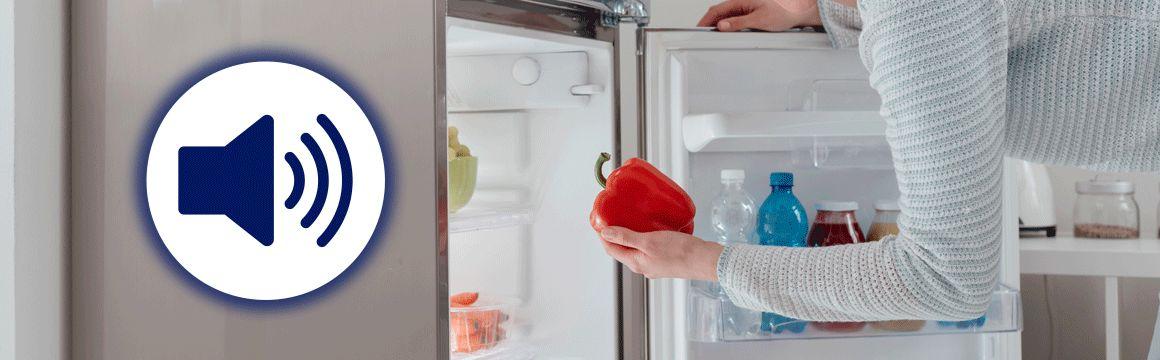 ALARMA DE PUERTA ABIERTA refrigeradoras